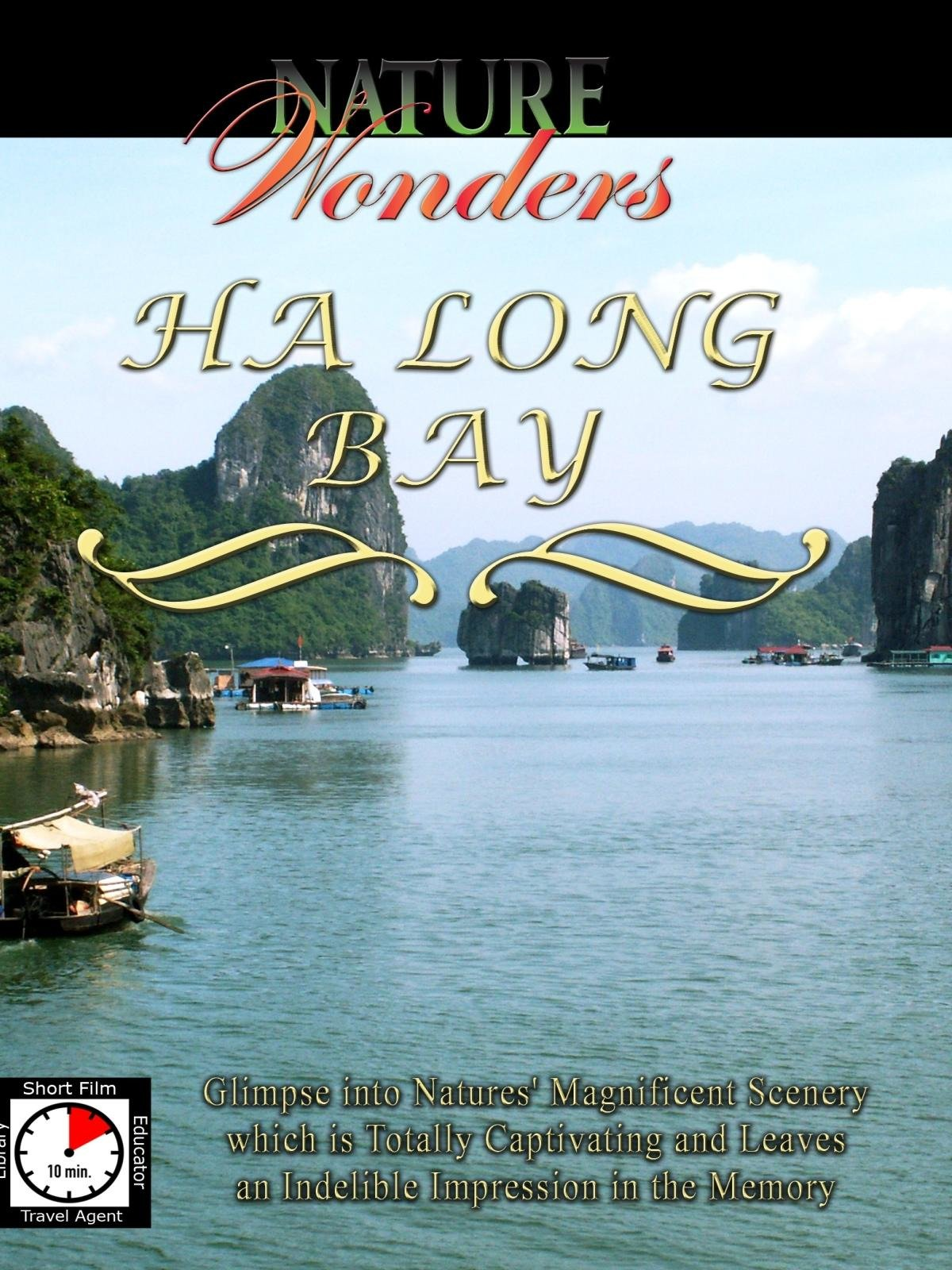 Nature Wonders - Ha Long Bay - Vietnam on Amazon Prime Instant Video UK