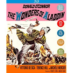 The Wonders of Aladdin [Blu-ray]