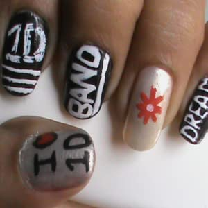 Amazon com one direction nail art appstore for android