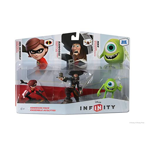 DISNEY INFINITY Figure 3-Pack: Sidekicks