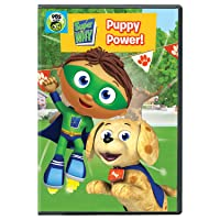 Super WHY!: Super Why! - Puppy Power DVD