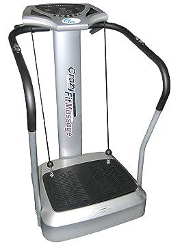 Stehle Filmscheinwerfer tec fit vibrationsplatte heimtrainer us100