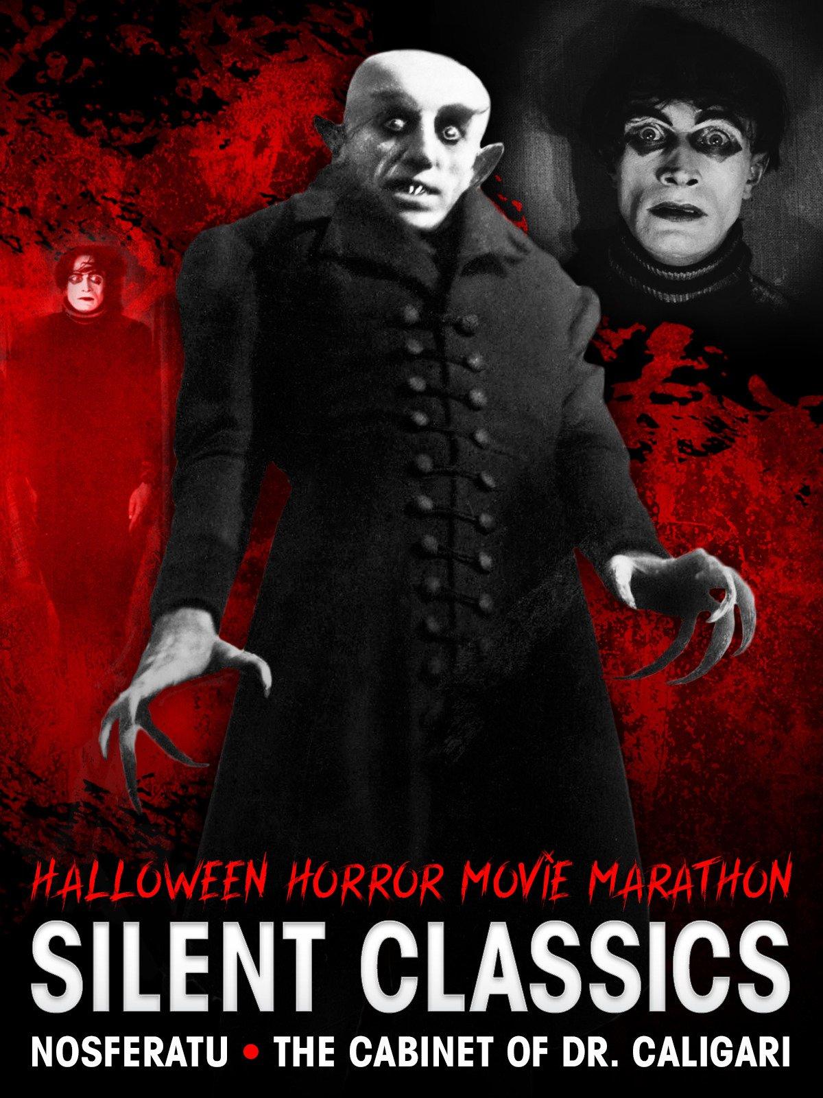 Halloween Horror Movie Marathon: Silent Classics