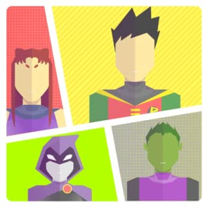 Name My Teen Titans by 9Quiz - Multiplayer Trivia