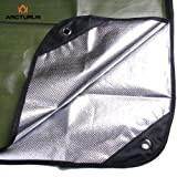 Arcturus All Weather Outdoor Survival Blanket - All Purpose, Thermal, Reflective, Emergency - 60