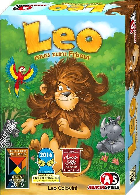 Abacus Spiele - 4161 - Jeu - Leo
