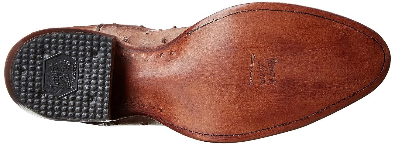 Tony Lama Boots Men's Vintage Ostrich 8965 Western Boot 3