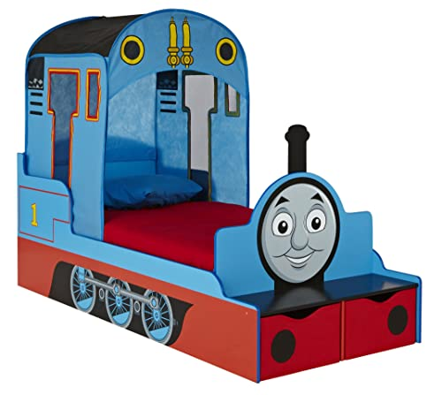 Thomas the Tank Engine Decor - toddler bed