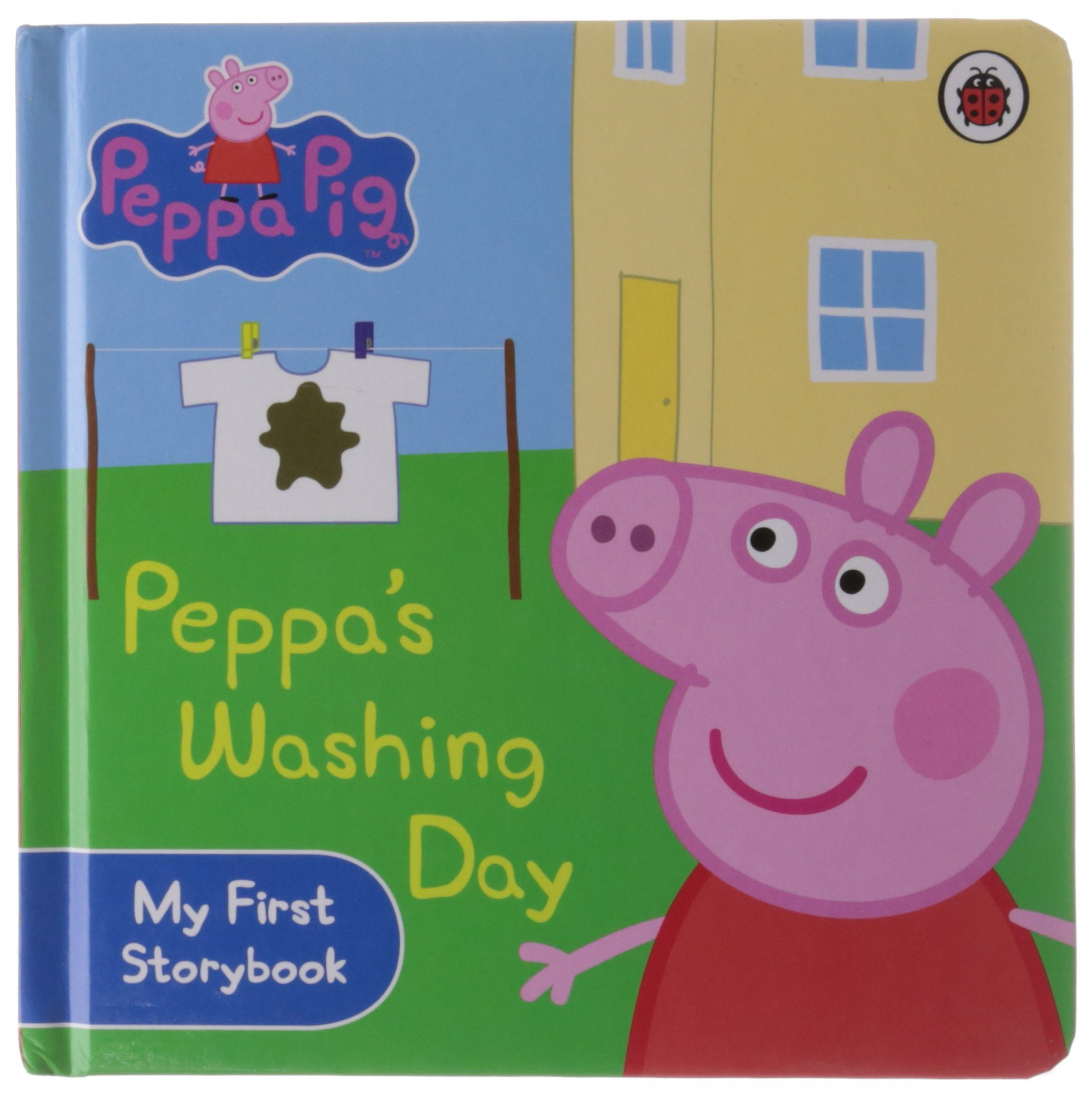 Peppa Pig Washing Peppa Pig Peppa's Washing