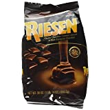 Riesen Chewy Chocolate Caramels, 30 Ounce