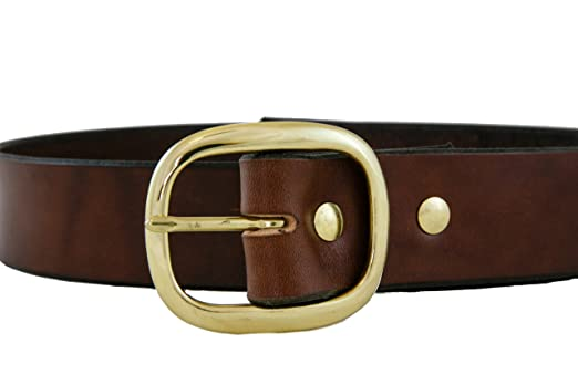Handcrafted English Bridle Belt