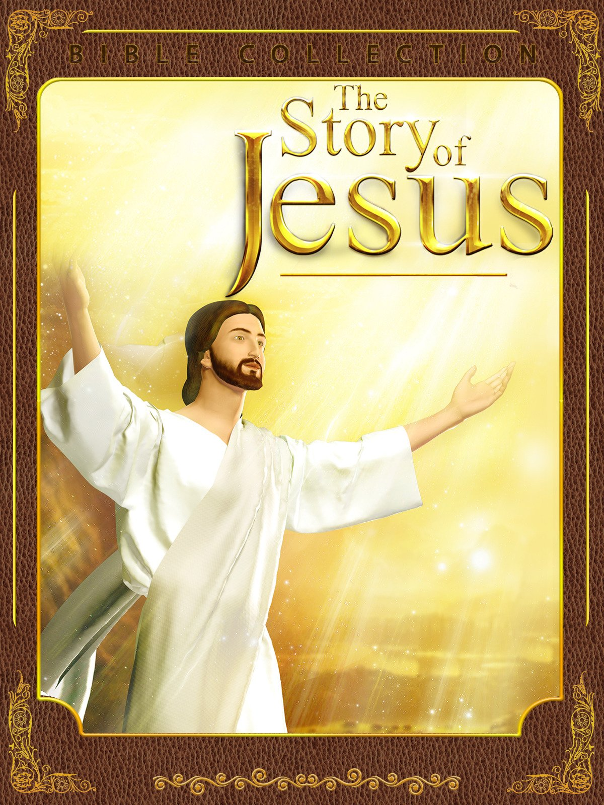 The Story of Jesus on Amazon Prime Instant Video UK