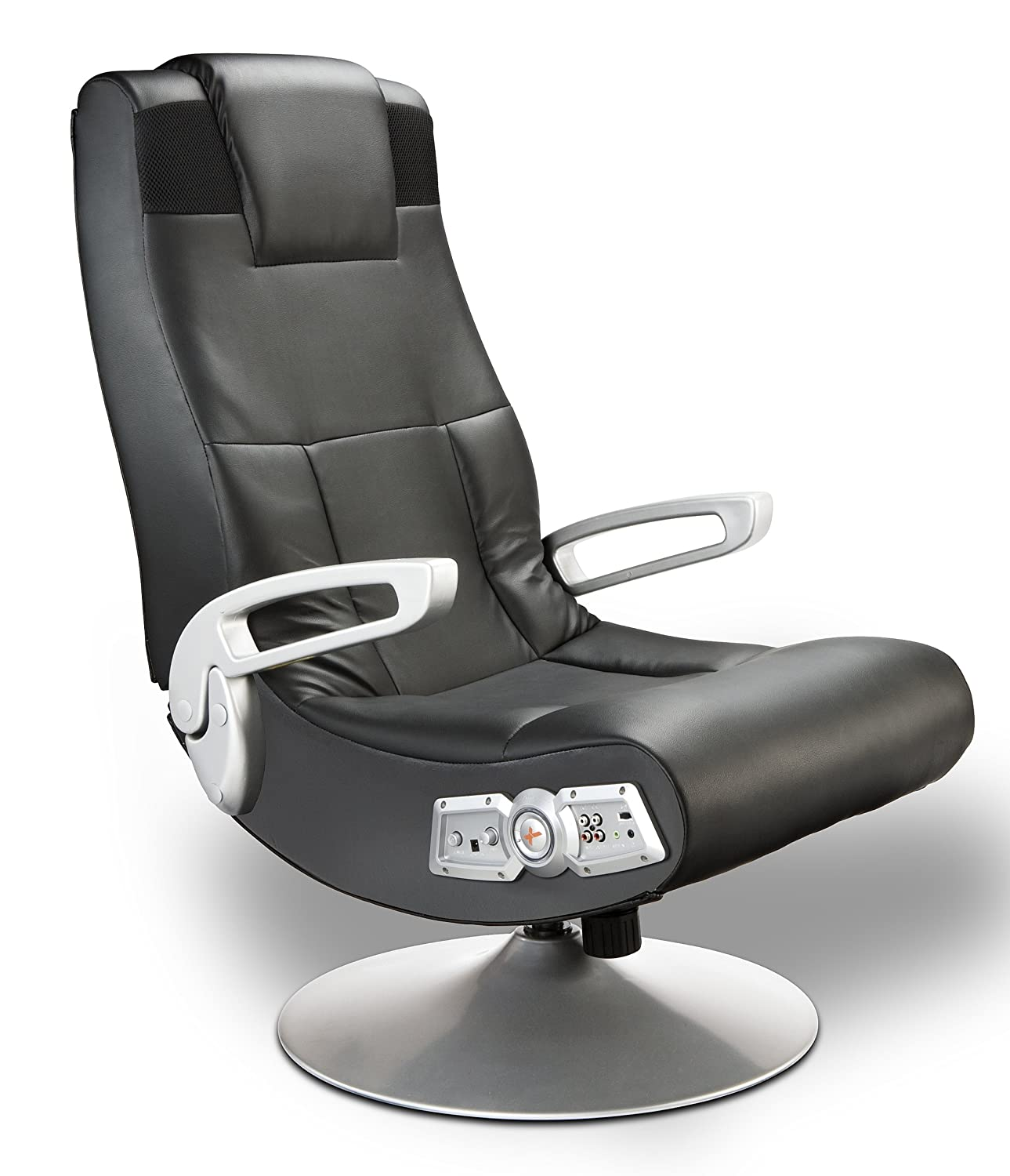 X Rocker Pedestal Video Gaming Chair, Wireless