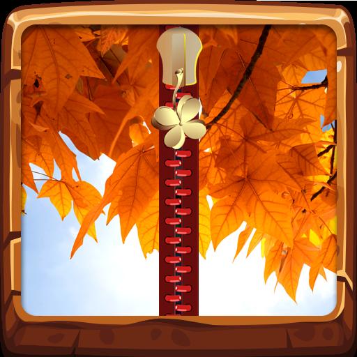 blocco-schermo-golden-autumn