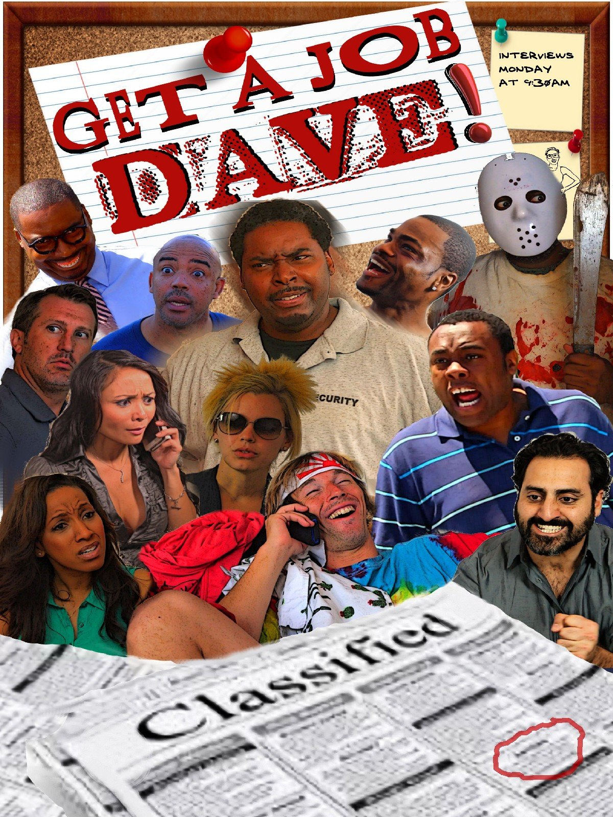 Get A Job Dave