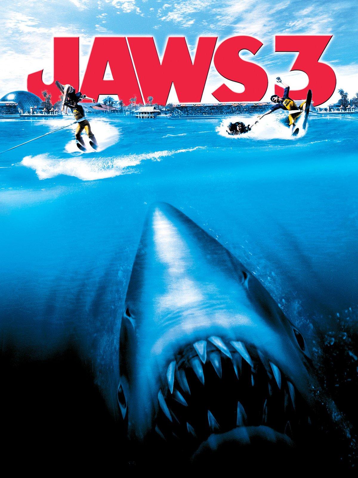 Jaws 3 on Amazon Prime Instant Video UK