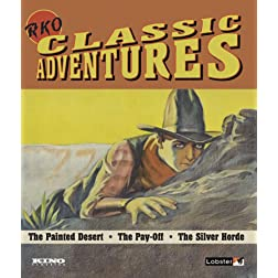 RKO Classic Adventures [Blu-ray]
