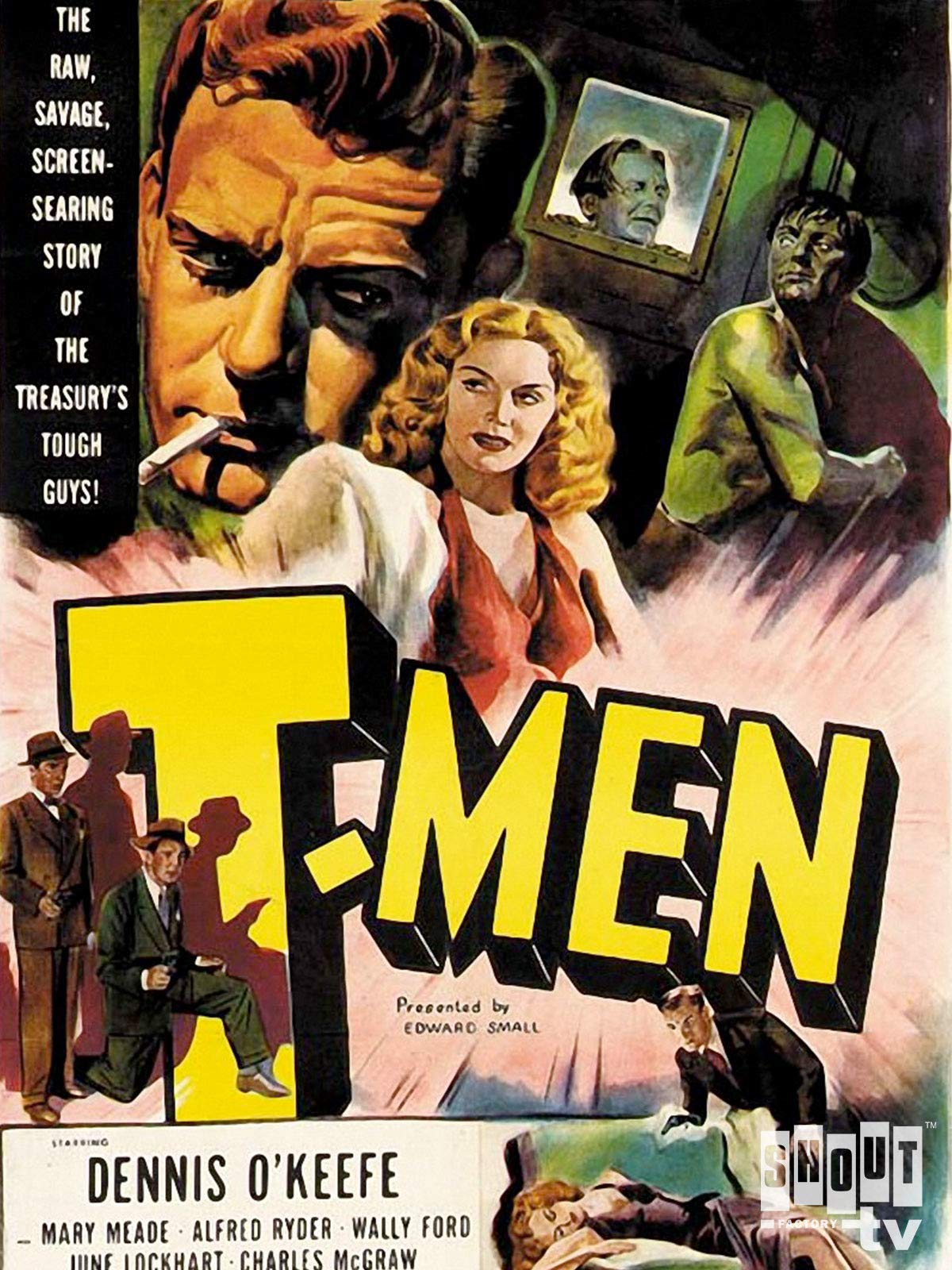 T-Men on Amazon Prime Video UK