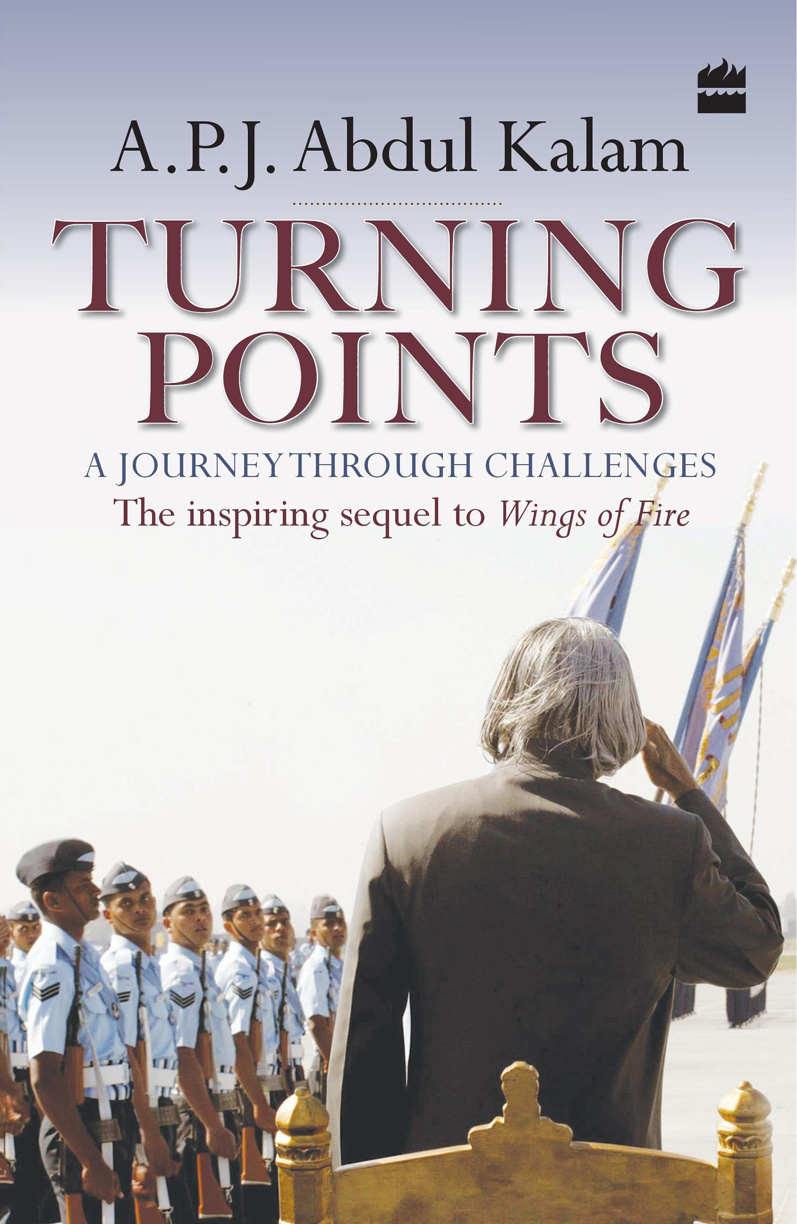 Turning Point: A Journey through Challenges Paperback