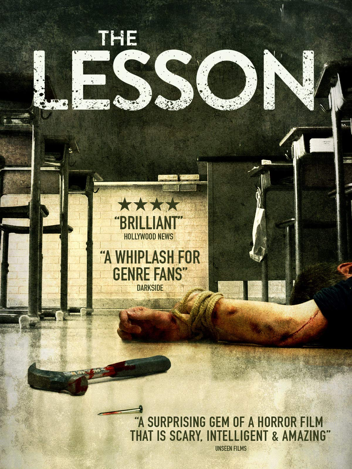 The Lesson on Amazon Prime Video UK
