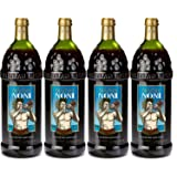 The Original Authentic TAHITIAN NONI Juice by Morinda (4PK Case), 1 liter bottles (Tamaño: 1 Pack (4 count))