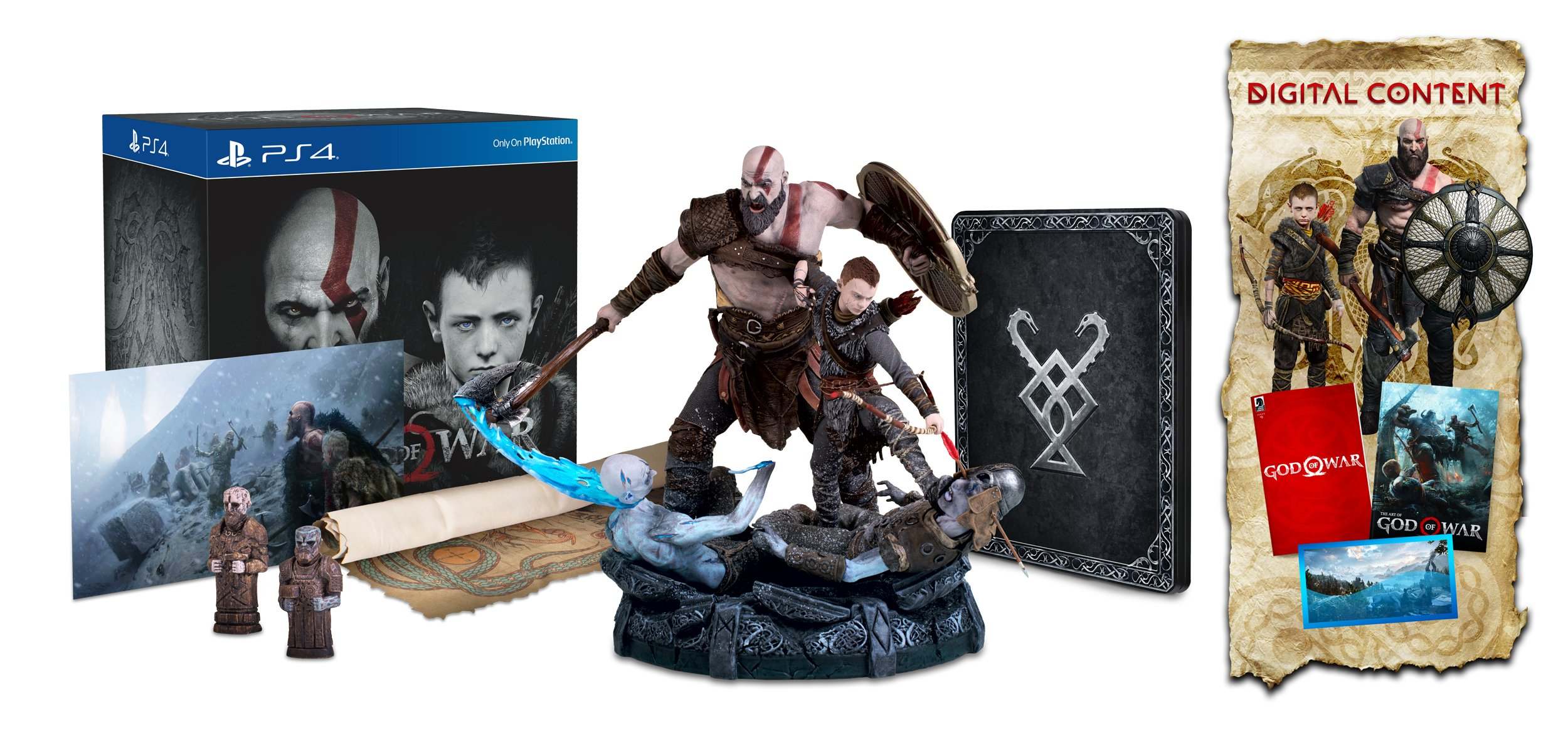 Buy Collectors Edition God Of War Now!