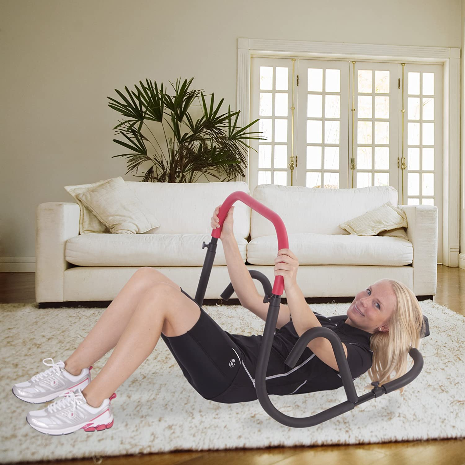 abs sit up machine
