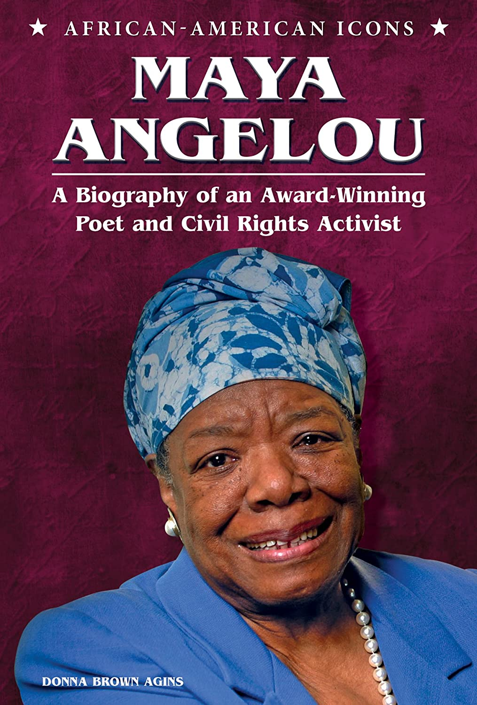 a biography of maya angelou born in california