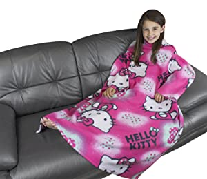 Hello Kitty - Batamanta de forro polar   Comentarios y más información