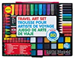 Alex Toys ALEX Toys Artist Studio Travel Art Set with Carrying Case