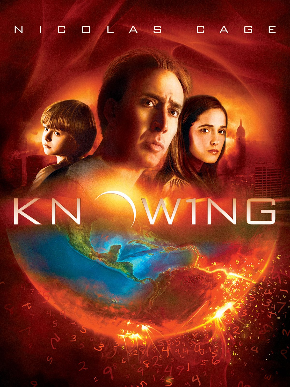 Knowing on Amazon Prime Instant Video UK