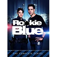 Rookie Blue The Complete Series on (DVD)