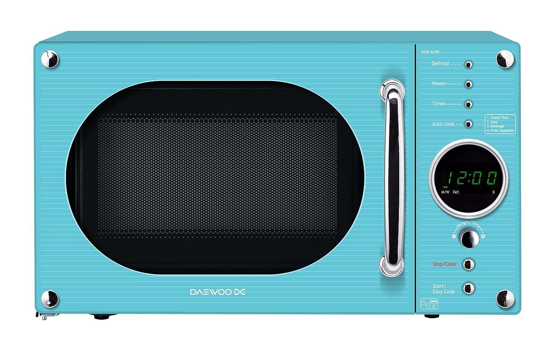 Ds Daewoo Touch Control Microwave Oven 800 Watt 20
