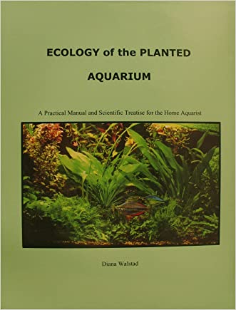 Ecology of the Planted Aquarium written by Diana Walstad
