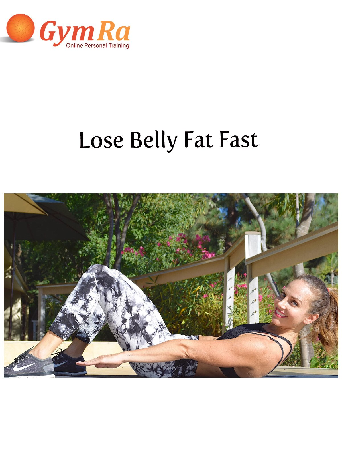 Lose Belly Fat Fast on Amazon Prime Instant Video UK