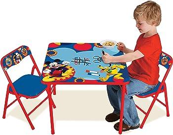Disney Erasable Activity Table Set