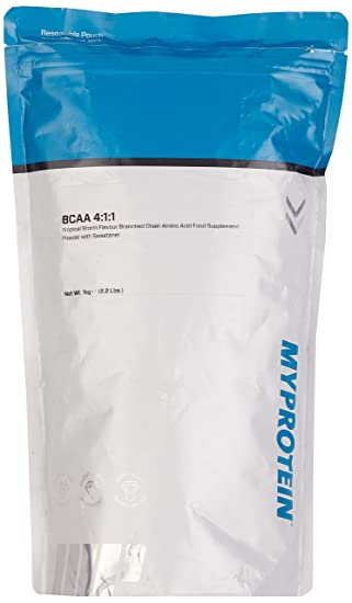 Myprotein BCAA 4:1:1 Tropical, 1er Pack (1 x 500 g)
