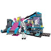 Mega Bloks Monster High Frankie Steins Electrifying Room Building Set