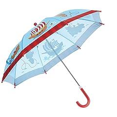 Stephen Joseph Boys 2-7 Pirate Umbrella