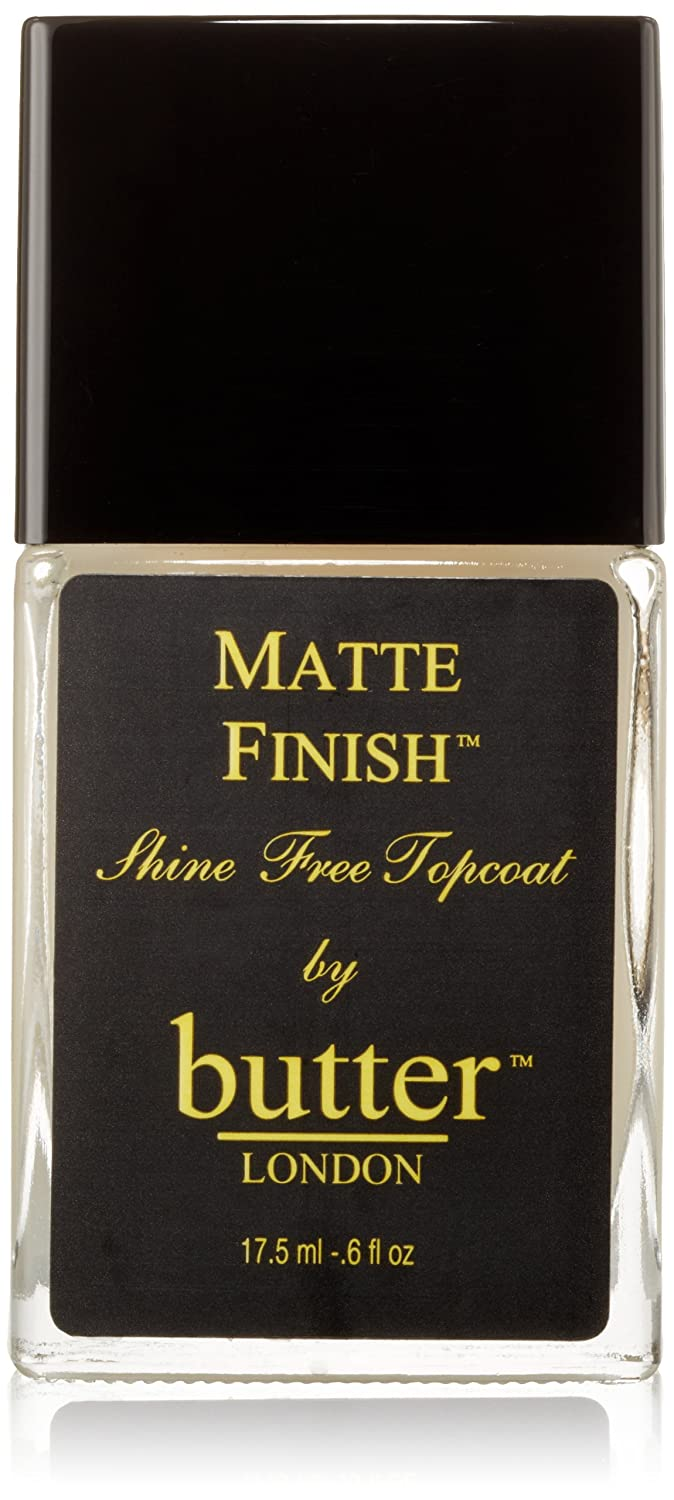 butter LONDON Matte Finish Shine Free ...