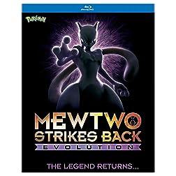 Pokemon the Movie: Mewtwo Strikes Back Evolution (BD) [Blu-ray]