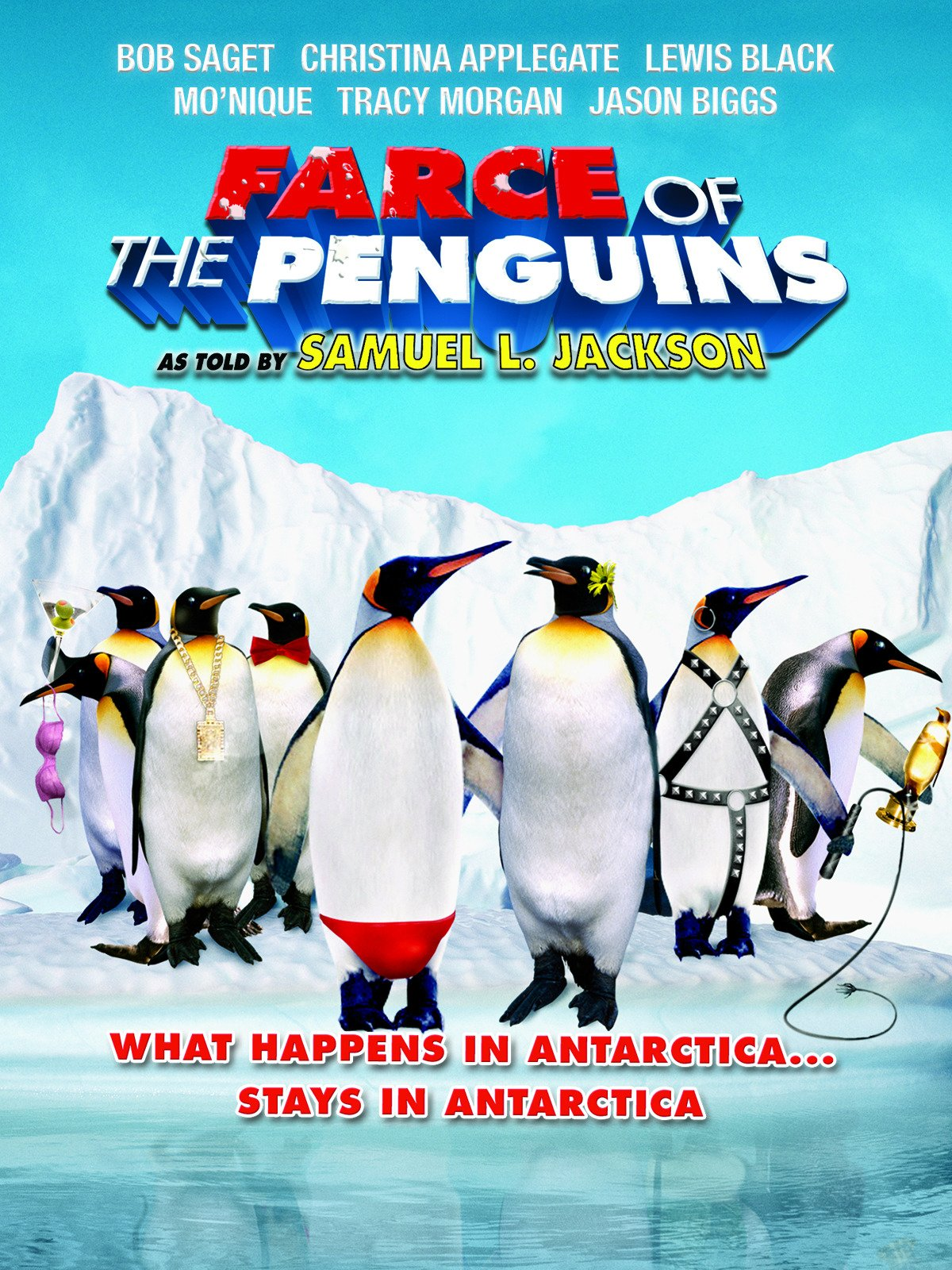 Farce of the Penguins on Amazon Prime Video UK