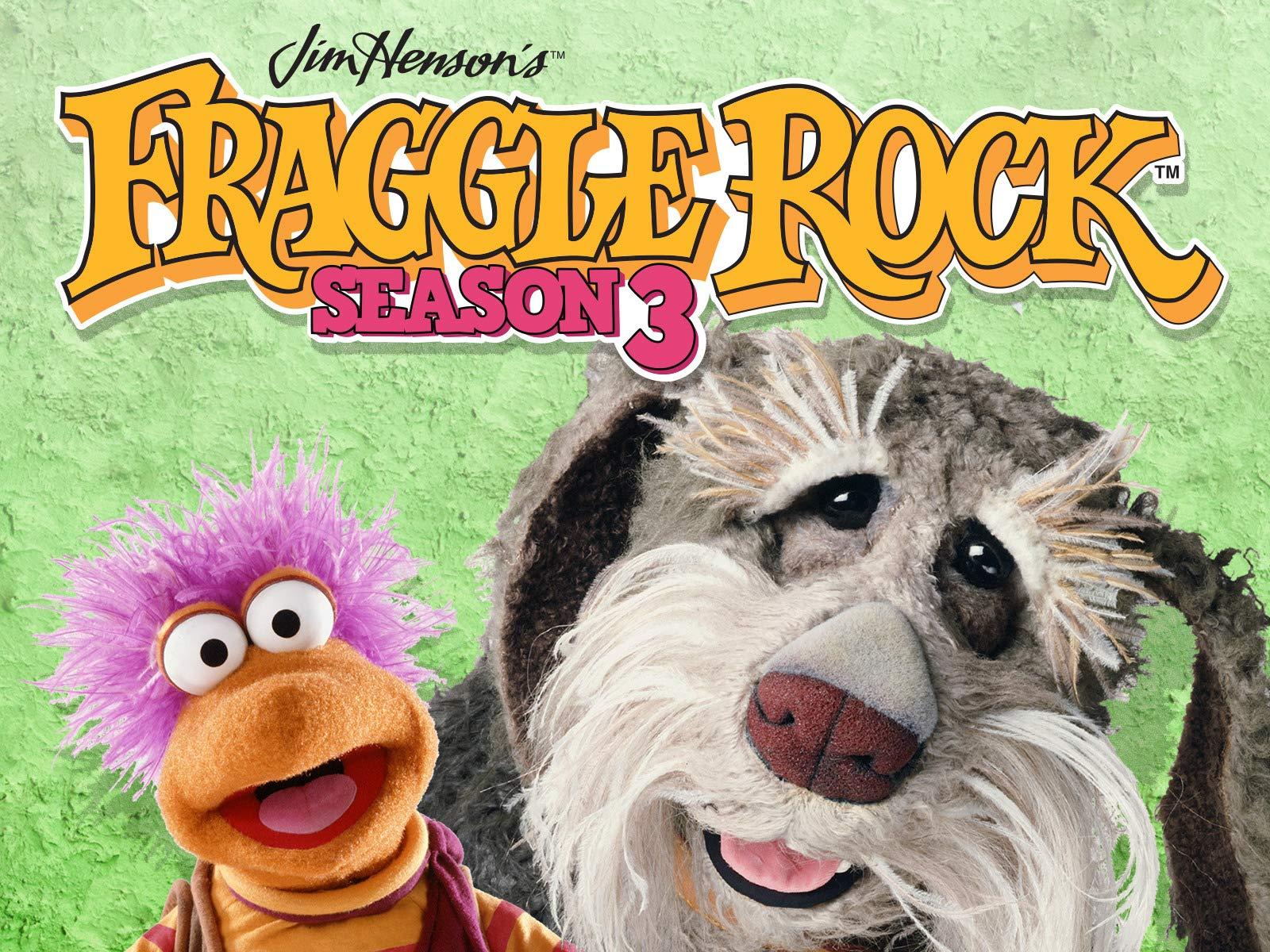 Fraggle Rock on Amazon Prime Video UK