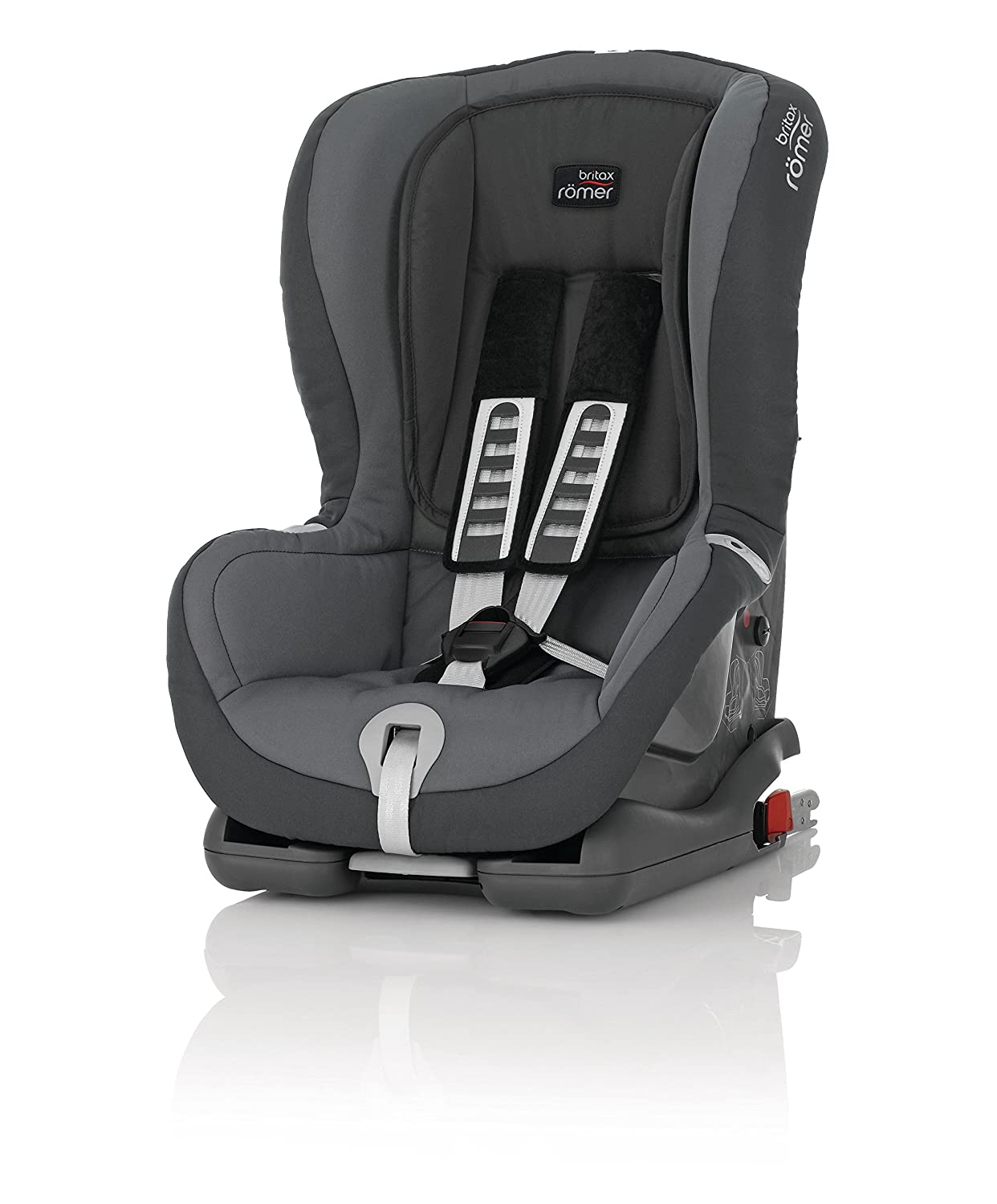 fotelik britax romer duo plus isofix 9 18 kg black 5747057708 oficjalne archiwum allegro. Black Bedroom Furniture Sets. Home Design Ideas