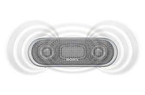 Sony SRS-XB20/WHT Portable Wireless Bluetooth Speaker (Certified Refurbished)