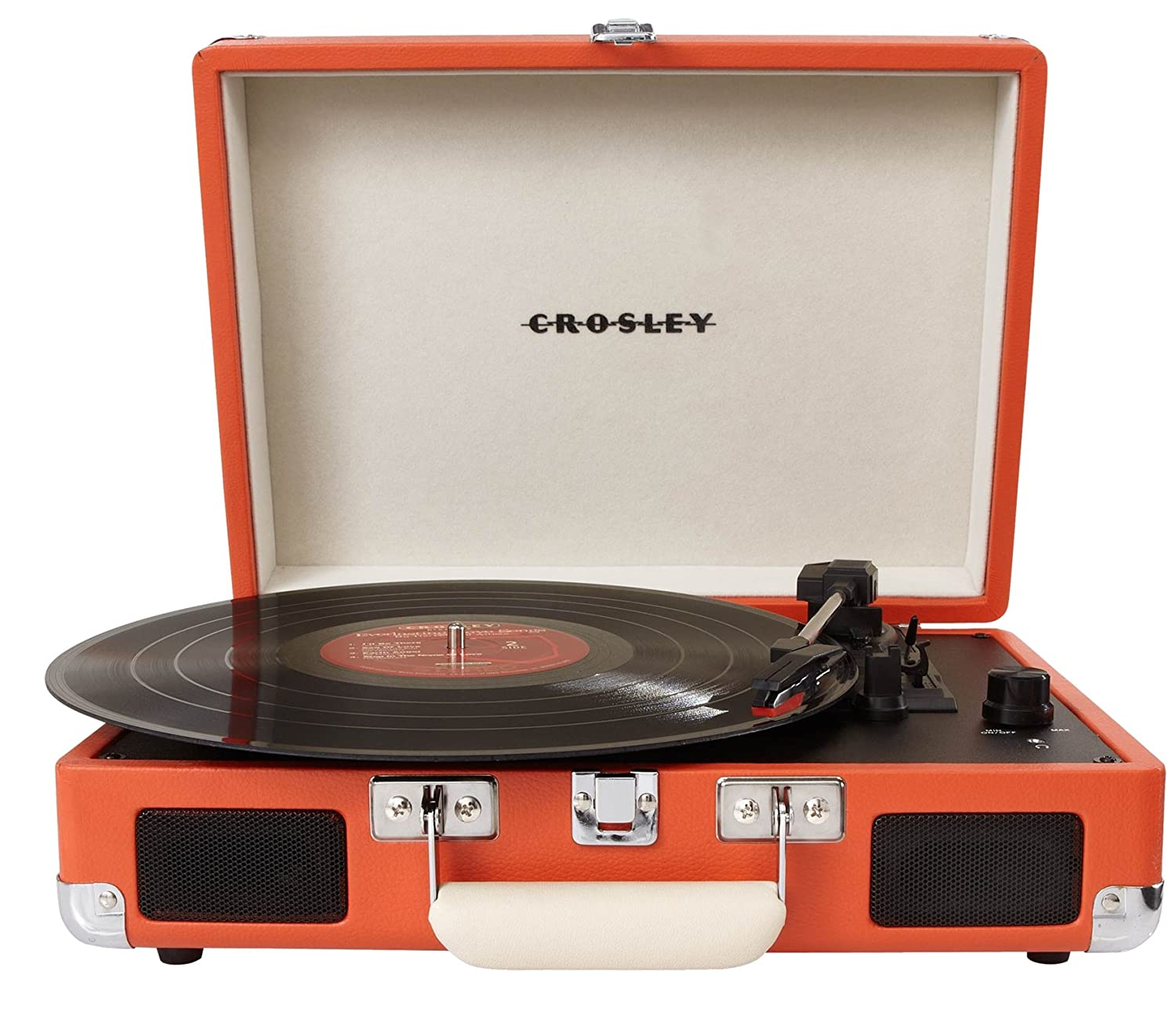 Crosley Cruiser Portable Turntable -Orange