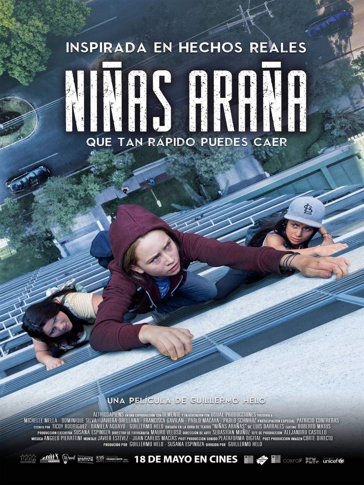 Niñas Araña / Spider Thieves