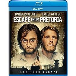 Escape from Pretoria [Blu-ray]