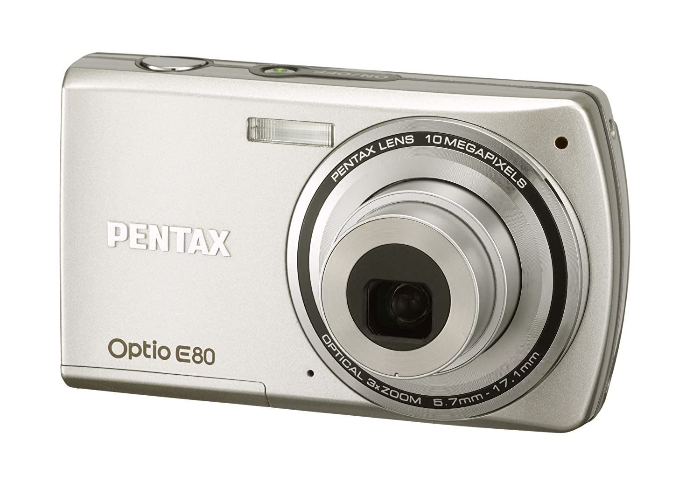ペンタックス Optio E80