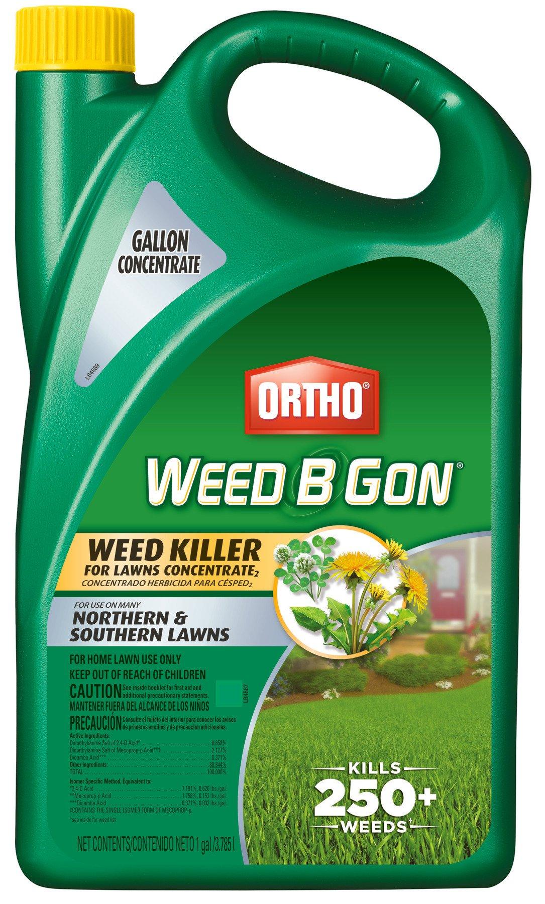 ortho weed b gon weed killer for lawns concentrate 1. Black Bedroom Furniture Sets. Home Design Ideas